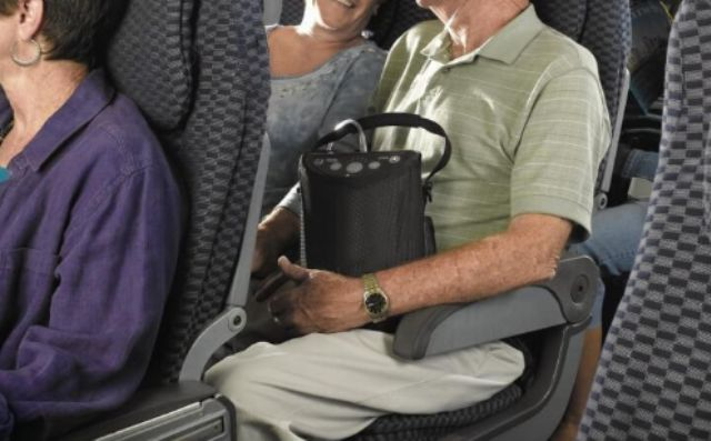Portable Oxygen Concentrator FAA Approved
