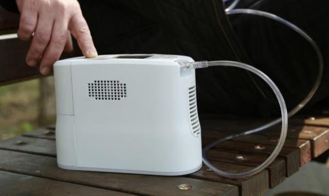 Portable Oxygen Concentrator continuous Flow