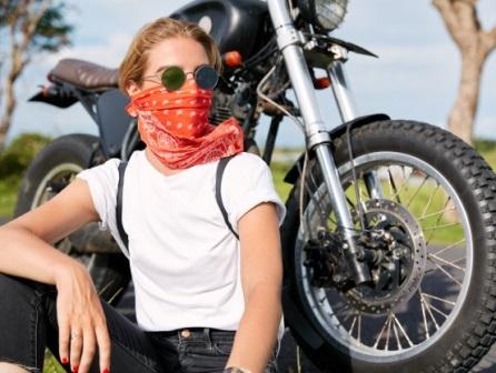 Bandanas for Motorcycle Riders