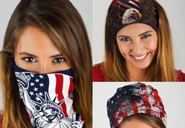 Bandanas made in USA