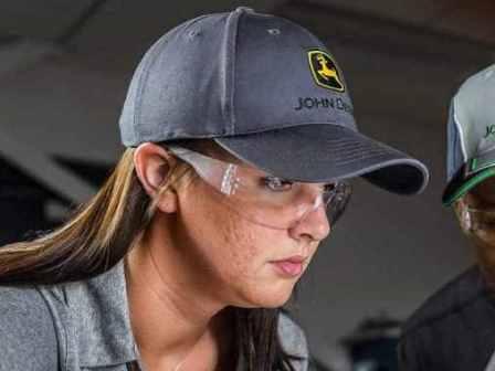 John Deere hats for women