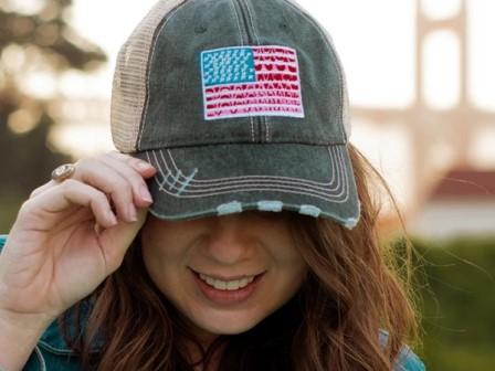 Baseball Hats Made in USA