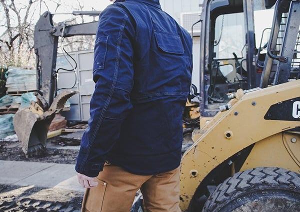 Caterpillar workwear jackets