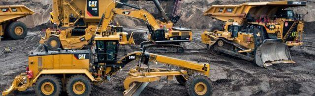 maquinarias y equipos industriales