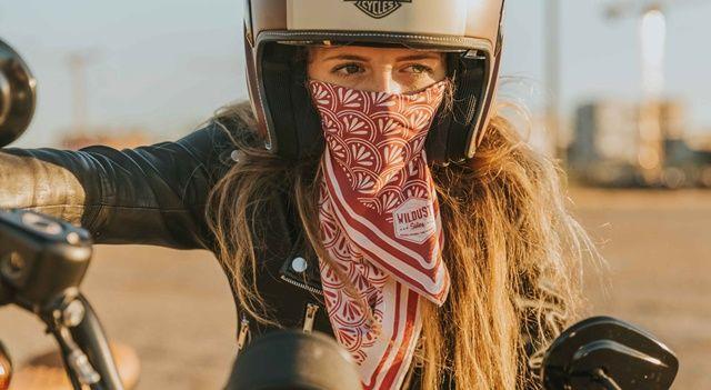 Motorcycle Face Bandanas