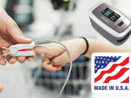 Pulse Oximeter Price in USA