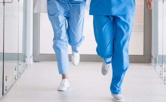 Shoes for Healthcare Workers
