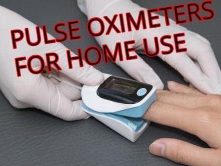 Fingertip Pulse Oximeters