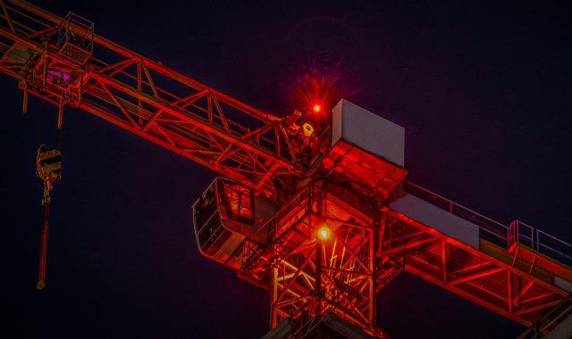 Tower Crane Lighting Regulations