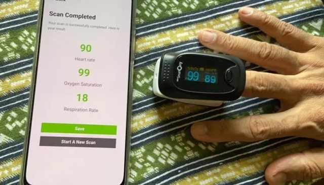 How to check Oxygen level without Oximeter?