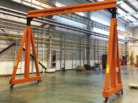 Mobile Gantry Crane for Sale