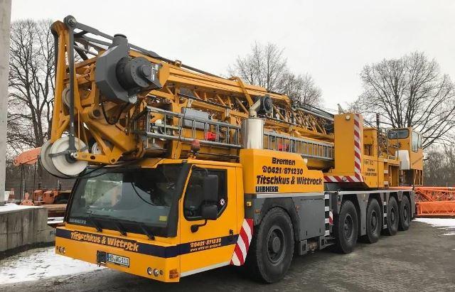 Mobile Tower Crane