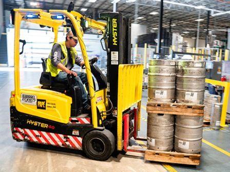 Standard Operating Procedure for Forklift Operation