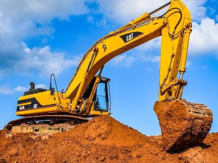 What is heavy equipment?