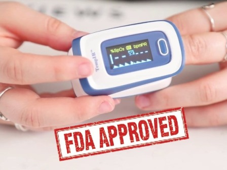 Which pulse oximeters are FDA Approved