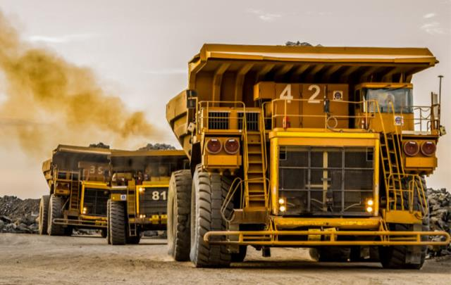 Mining equipment list