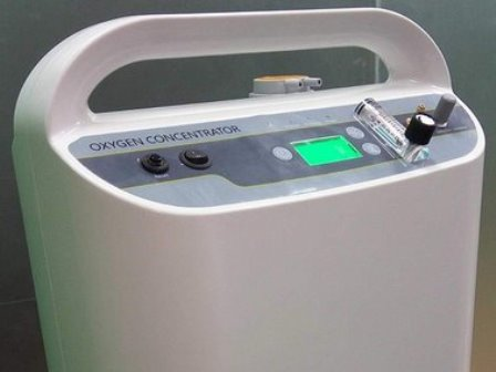 Oxygen Concentrator Working Principle