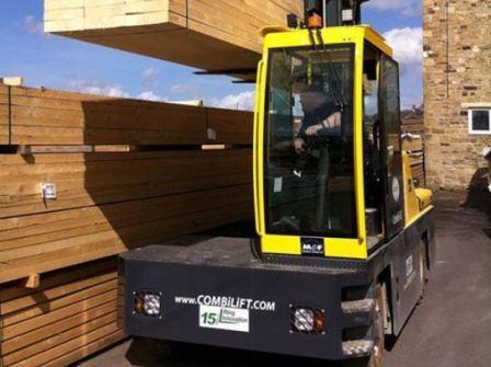 Side Loader Forklift Manufacturers