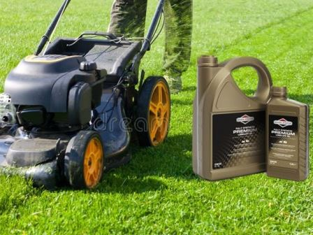What Kind of Oil for a Lawn Mower?