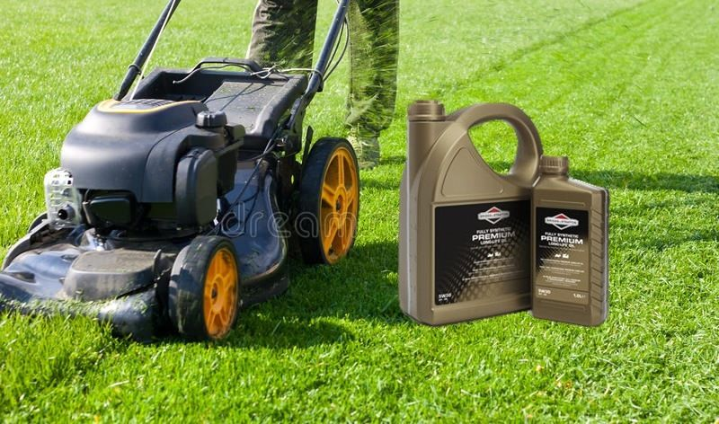 What Kind of Oil for a Lawn Mower