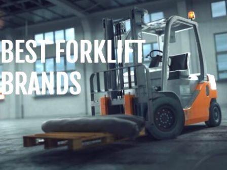 Forklift Brands