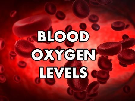 Normal oxygen saturation by age