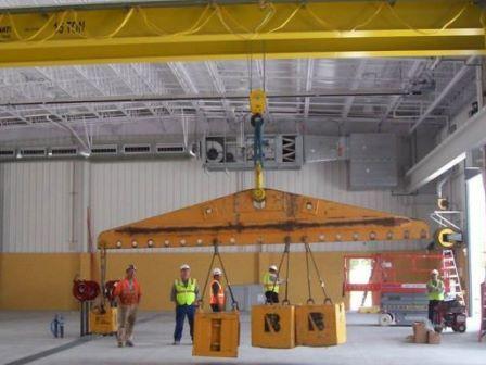 Overhead Crane Safe Work Procedure